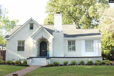 Columbia Single Family Home For Sale: 2735 Kiawah