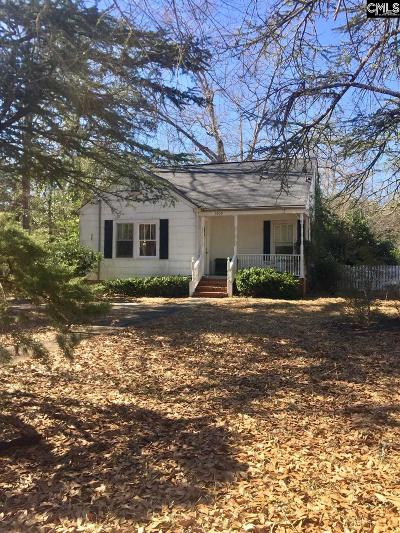 Camden Single Family Home For Sale: 1609 Lakeview