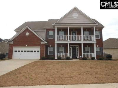 Irmo Single Family Home For Sale: 756 Saxony