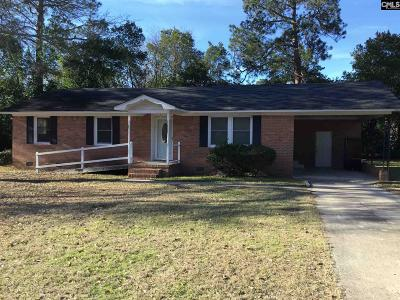 Camden Single Family Home For Sale: 1005 Tiffany