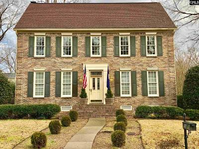 Single Family Home For Sale: 321 Dean Hall