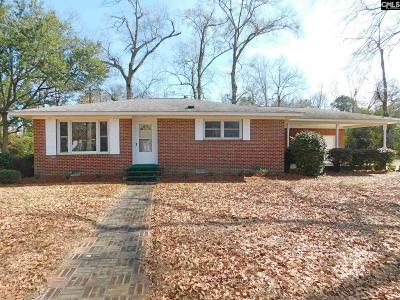 Batesburg, Leesville Single Family Home For Sale: 516 Short