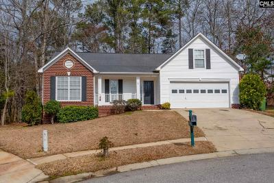 Irmo Single Family Home For Sale: 5 Mingo Falls