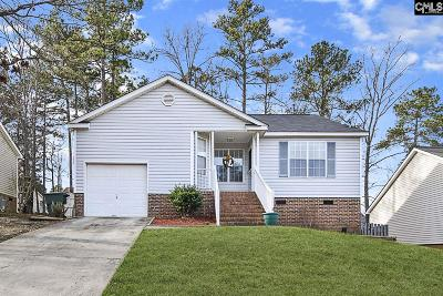 Irmo Single Family Home For Sale: 5 Fenlaw