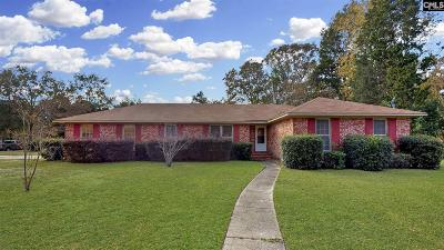 Sumter Single Family Home For Sale: 570 Alpine