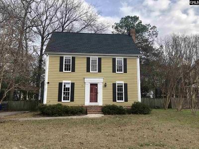 Lexington County, Richland County Single Family Home For Sale: 6405 Saye Cut