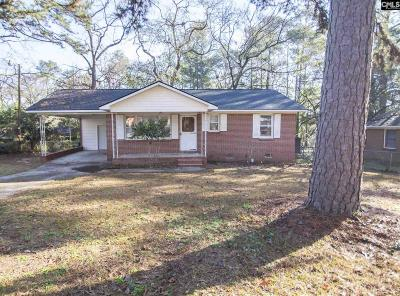 Columbia Single Family Home For Sale: 6500 Camelot