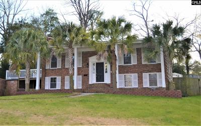 West Columbia Single Family Home For Sale: 1521 Redwood