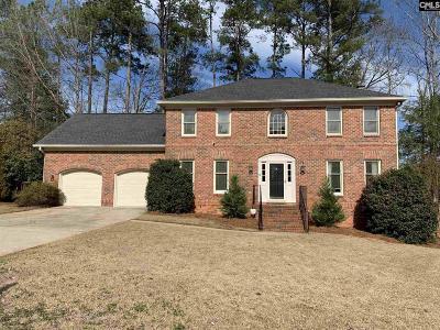 Lexington County Single Family Home For Sale: 108 Old Ridge