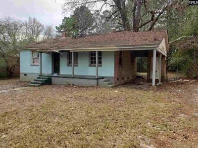 Sumter Single Family Home For Sale: 106 McCormick