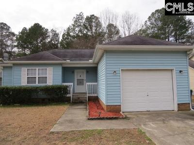 Irmo Single Family Home For Sale: 74 Chadford