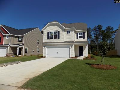 West Columbia Single Family Home For Sale: 259 Oristo Ridge