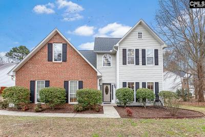 Irmo Single Family Home For Sale: 100 Audubon Oaks
