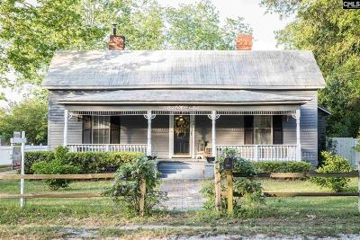 Batesburg, Leesville Single Family Home For Sale: 122 S East