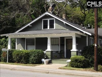 Columbia SC Single Family Home For Sale: $159,000