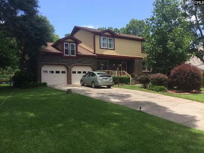Columbia Single Family Home For Sale: 531 Brookshire