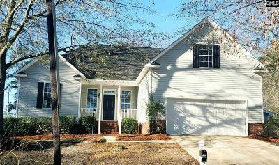 Single Family Home For Sale: 1001 Mineral Creek