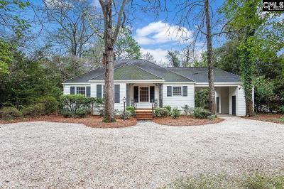 Kershaw County Single Family Home For Sale: 505 Kirkwood