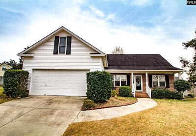 Irmo Single Family Home For Sale: 108 Huckleberry Ct