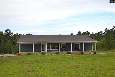 Batesburg, Leesville Single Family Home For Sale: 1460 Beulah