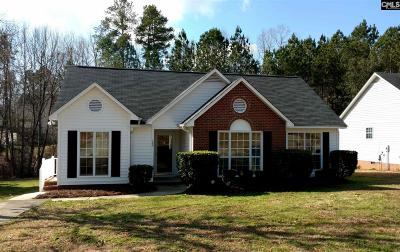 Irmo Single Family Home For Sale: 122 Scanley