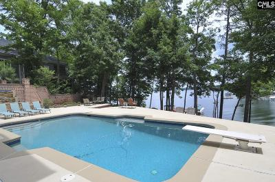 Lexington County, Newberry County, Richland County, Saluda County Single Family Home For Sale: 224 Secret Cove