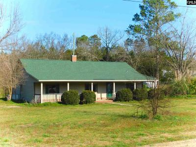 Leesville Single Family Home For Sale: 715 Old Columbia