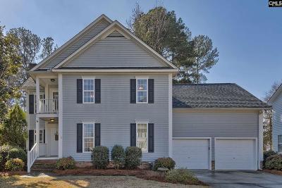 Lexington County, Richland County Single Family Home For Sale: 112 Ridgecrest