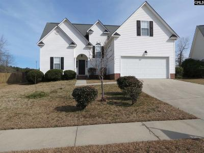 Blythewood Single Family Home For Sale: 126 Summer Pines