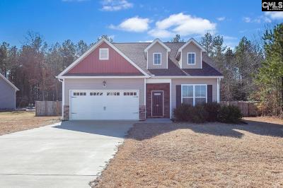 Lugoff Single Family Home For Sale: 101 Veranda Ridge