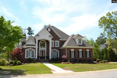 Lexington County, Newberry County, Richland County, Saluda County Single Family Home For Sale: 306 Eagle Pointe