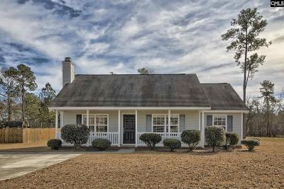 Kershaw County Single Family Home For Sale: 11 Gamebird