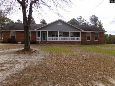 Blythewood Single Family Home For Sale: 1544 Fulmer