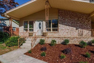 West Columbia Single Family Home For Sale: 3124 Trailstream