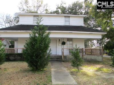 Columbia Single Family Home For Sale: 802 Duke