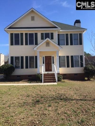 Richland County Rental For Rent: 133 Green Glen