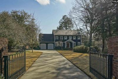 Lexington County Single Family Home For Sale: 109 Old Sawmill