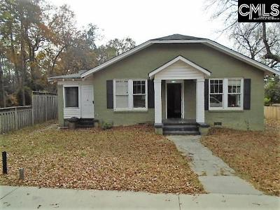 Columbia Single Family Home For Sale: 608 Wildwood