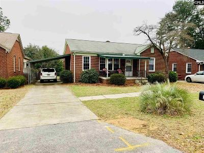 Cayce Single Family Home For Sale: 1115 Naples