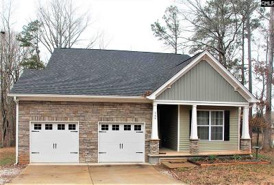 Batesburg, Leesville Single Family Home For Sale: 329 Poplar Point