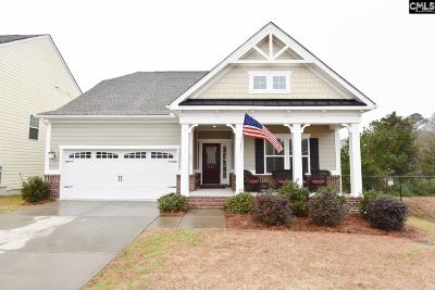 Irmo Single Family Home For Sale: 246 Placid Dr