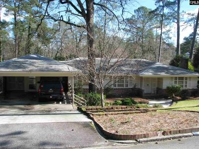 Columbia Single Family Home For Sale: 1216 Devonshire