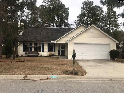 Columbia Single Family Home For Sale: 110 Glendevon