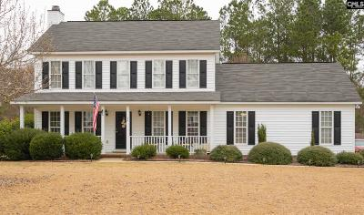 Kershaw County Single Family Home For Sale: 24 Cobble Stone