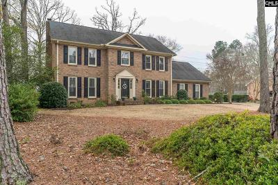 West Columbia Single Family Home For Sale: 117 Holly Ridge