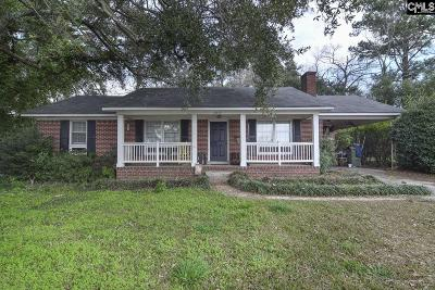 Columbia Single Family Home For Sale: 8019 Songbird