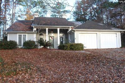 Blythewood, Ridgeway, Winnsboro, Columbia, Eastover, Elgin, Forest Acres, Gadsden, Hopkins Single Family Home For Sale: 186 Emerald Lake