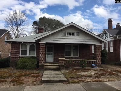 Single Family Home For Sale: 2210 Marion
