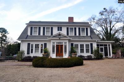 Newberry Single Family Home For Sale: 2029 Harrington