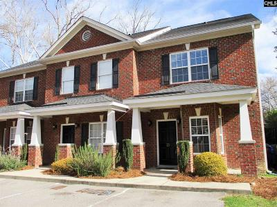 Lexington County, Richland County Townhouse For Sale: 1320 Brennen #23